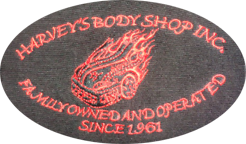 Logo Harvey's Body Shop Inc